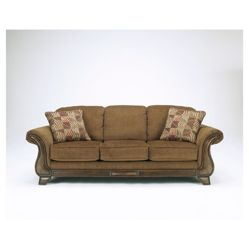 Sofas Mocha Brown Vanilla  - Signature Design by Ashley - image 1 of 2