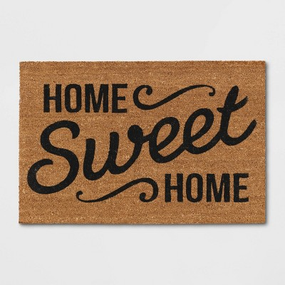 Doormat Home Sweet Home Estate 23 x35  - Threshold™