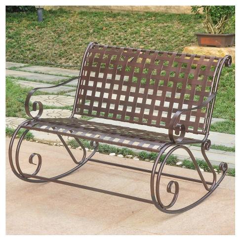 International Caravan Patio Rocking Chair - image 1 of 1