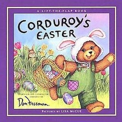 Corduroy's Easter : A Lift-The-Flap Book (School And Library)(B. G. Hennessy)
