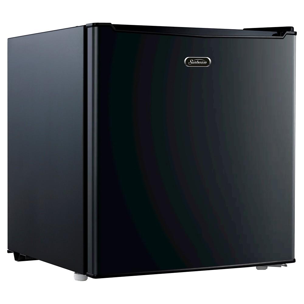 Sunbeam 1.7 cu ft Mini Refrigerator - Black REFSB17B