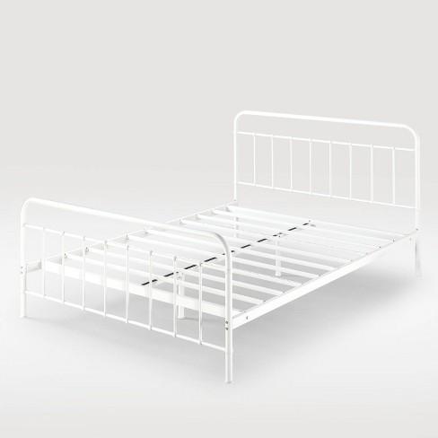 Florence Metal Platform Bed Frame - Zinus - image 1 of 4