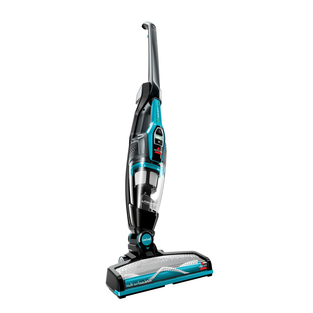Image of BISSELL Adapt Ion Pet 2-in-1 Cordless Vacuum - 2286A, Black Silver Blue