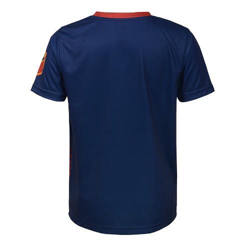 29ef2278cb2 Boys' Short Sleeve Game Winner Sublimated Performance T-Shirt Real Salt Lake