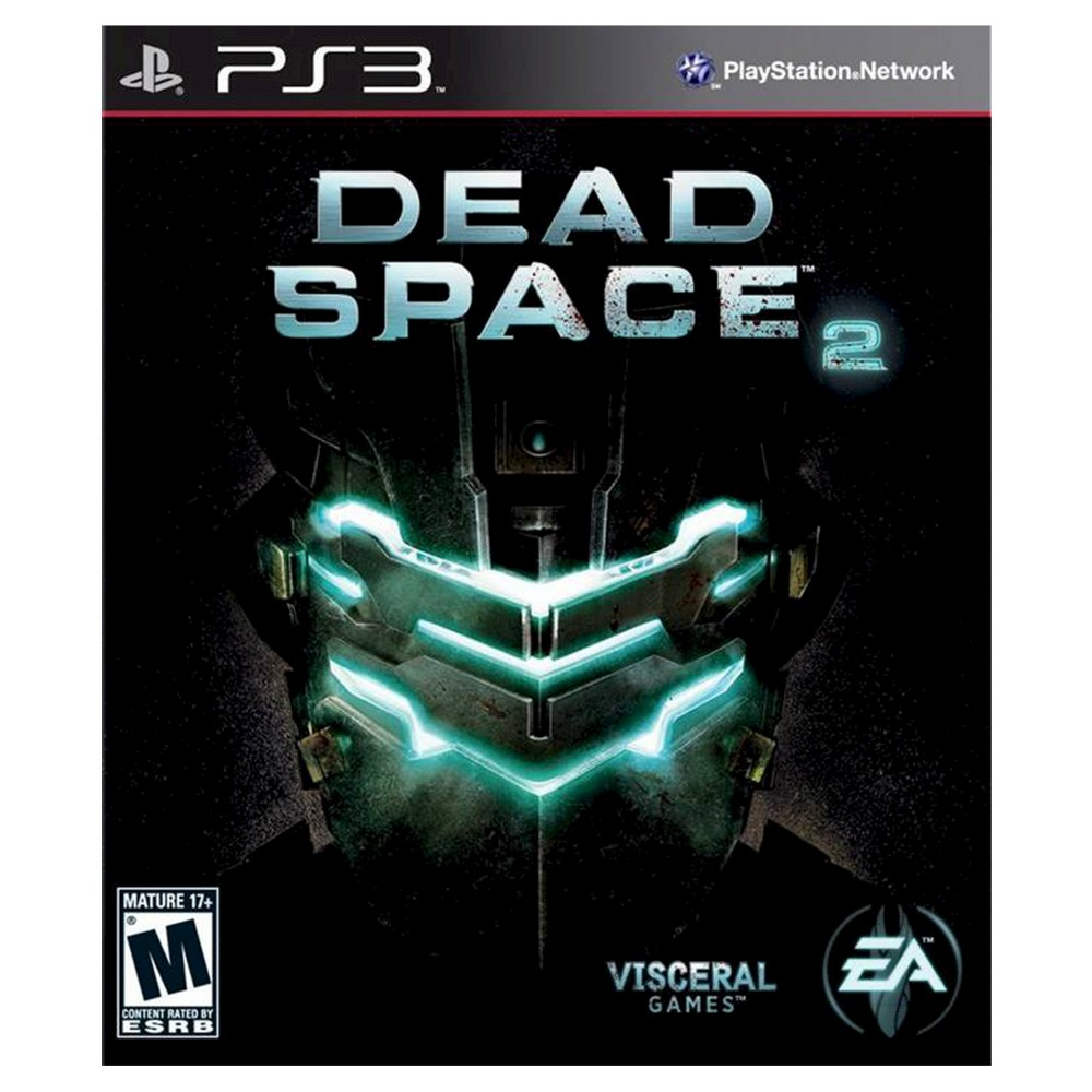 Dead Space 2 PlayStation 3 Battle a slew of aliens as Engineer Isaac Clarke in Dead Space 2 (PlayStation 3) - Electronic Arts. The game works for PlayStation 3 consoles. The interactive video game allows for online multiplayer experiences. The game is recommended for ages 17 and older.