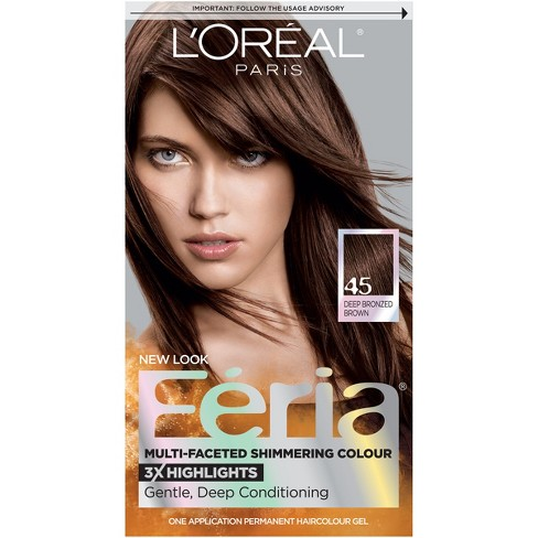 L'Oréal Paris Feria Permanent Hair Color - image 1 of 4