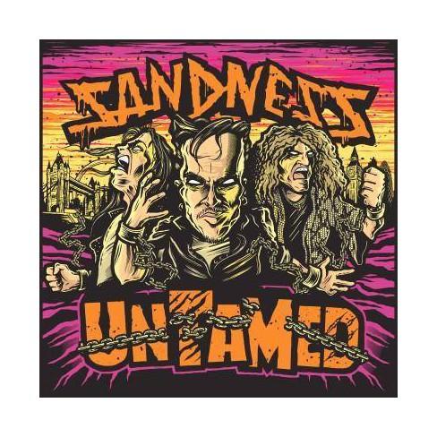 Sandness - Untamed (CD) - image 1 of 1