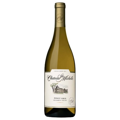 Chateau Ste Michelle Pinot Gris White Wine - 750ml Bottle - image 1 of 1