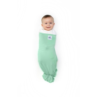 The Ollie World Swaddle - Green