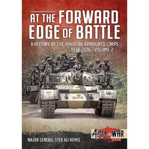 At the Forward Edge of Battle, Volume 2 - (Asia@War) by  Syed Ali Hamid (Paperback) - image 1 of 1