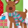 Papyrus Diecut Reindeer Greeting Card - image 4 of 4