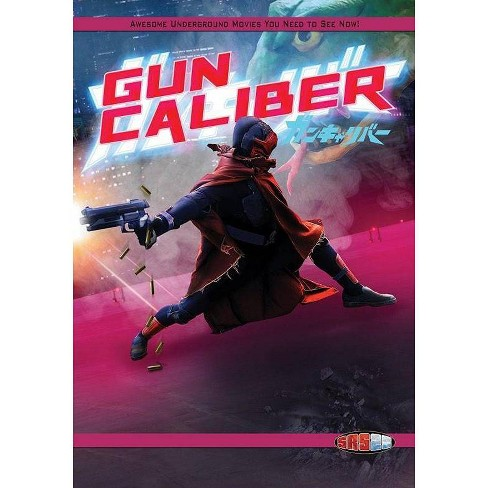 Gun Caliber (DVD) - image 1 of 1