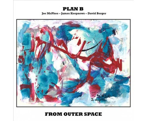 Joe Mcphee - From Outer Space (Vinyl) - image 1 of 1