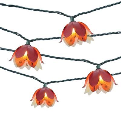 10ct String Lights - Metal Flower - Threshold™