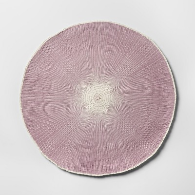 Lilac Purple Round Starburst Placemat - Opalhouse™