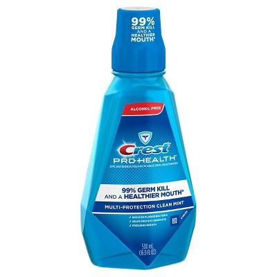 Mouthwash: Crest Pro-Health Multi-Protection