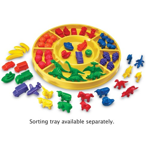 Learning Resources Beginning Sorting Set, 48 pieces, Ages 3+ - image 1 of 4