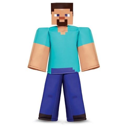 Kids  Minecraft Steve Prestige Child Costume   Target 79a0228130fc2