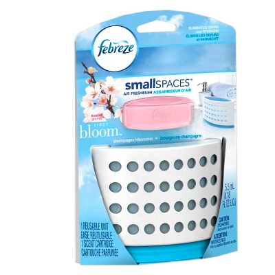 Febreze Small Spaces First Bloom Starter Kit Air Freshener - 1ct 5.5ml