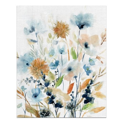 """24""""x36"""" Holland Spring Mix II By Carol Robinson Art On Canvas - Fine Art Canvas"""
