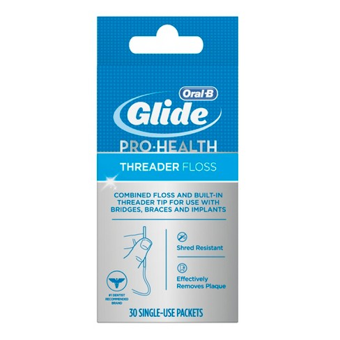 Oral-B Glide Pro-Health Threader Floss - 30ct - image 1 of 2