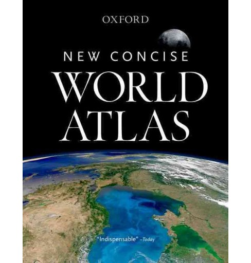 New Concise World Atlas (Hardcover) - image 1 of 1