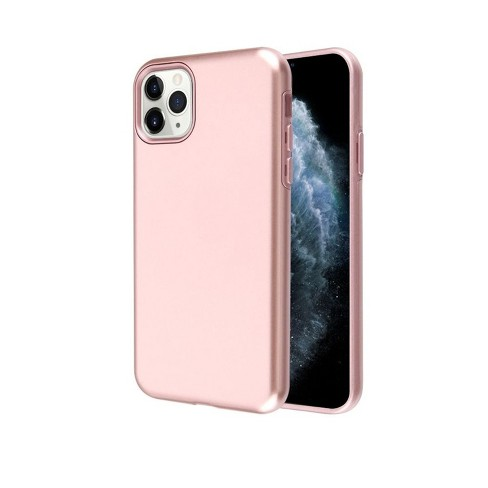 Insten Fuse Hard Dual Layer Plastic TPU Cover Case For Apple iPhone 11 Pro - Rose Gold - image 1 of 1