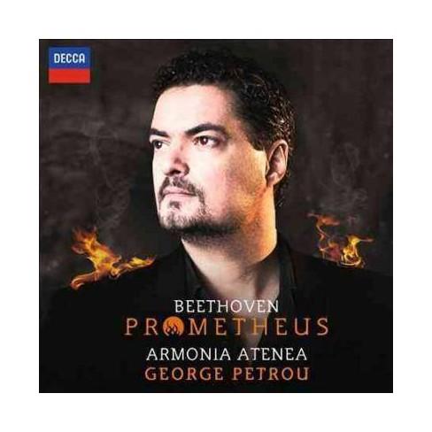 Georges  Ludwig v.; Petrou Beethoven - Beethoven: Prometheus (CD) - image 1 of 1