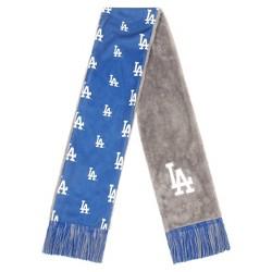 MLB Los Angeles Dodgers Gray Big Logo Scarf