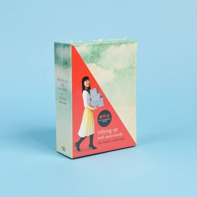 Tidying Up with Marie Kondo: The Book Collection - (Hardcover)