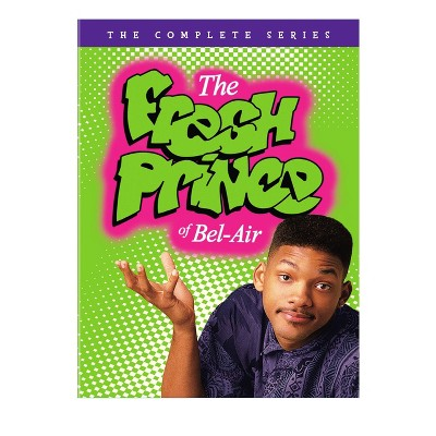 The Fresh Prince of Bel Air: The Complete Series (DVD)
