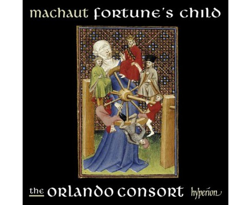 Orlando Consort - Machaut:Fortune's Child (CD) - image 1 of 1