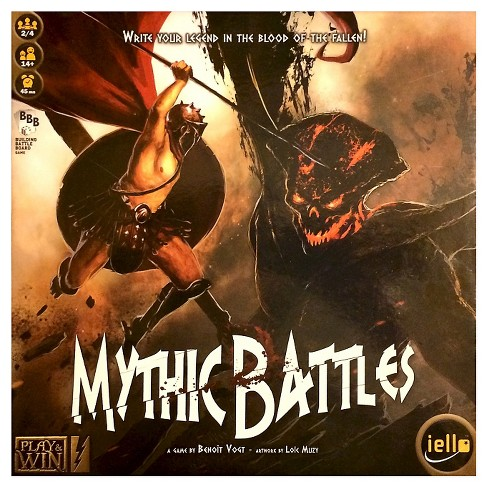Mythic Battles Board Game - image 1 of 1