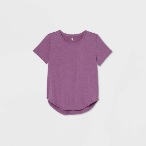 Women's Short Sleeve Essential T-Shirt - All in Motion™ - image 1 of 1