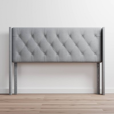 Bella Low Profile Wingback Headboard - Brookside Home