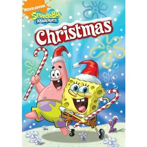 Spongebob Christmas.Spongebob Squarepants Christmas Dvd