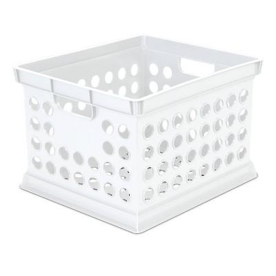 Storage Crate White - Room Essentials™