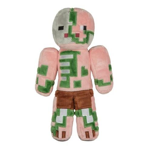"Minecraft 12"" Plush Stuffed Animal: Zombie Pigman - image 1 of 3"