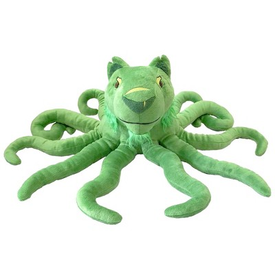 Tentacle Kitty Series Cat Guru Plush Collectible | Measures 28 Inches Long