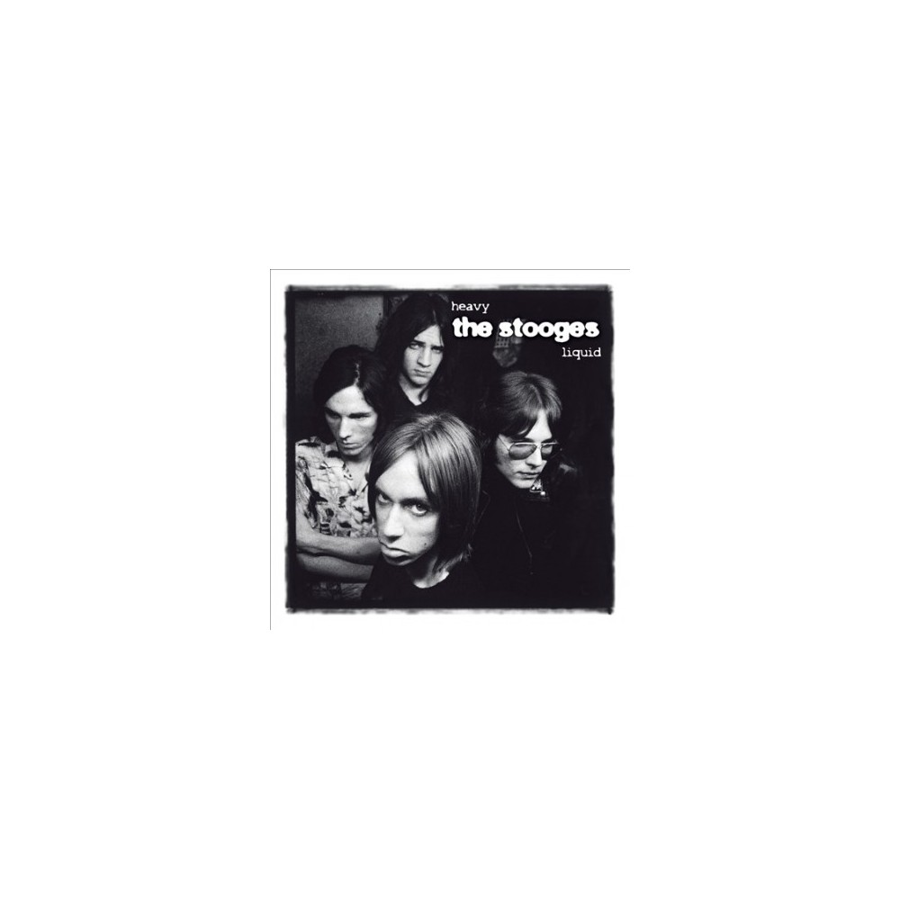 Stooges - Heavy Liquid (CD)