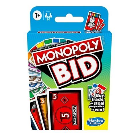 Monopoly Bid Game - image 1 of 4