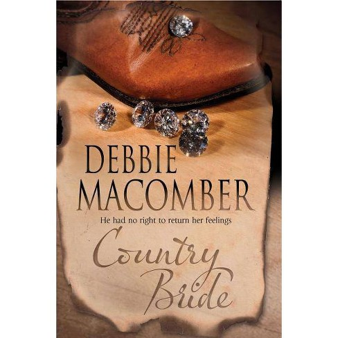 Country Bride - by  Debbie Macomber (Hardcover) - image 1 of 1
