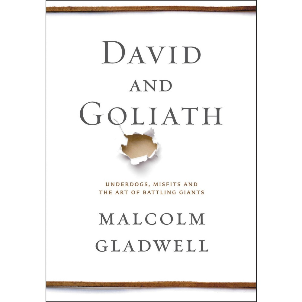 David and Goliath (Hardcover) by Malcolm Gladwell