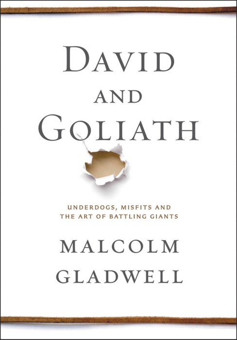 David and Goliath (Hardcover) by Malcolm Gladwell - image 1 of 1