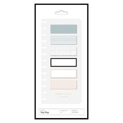 120ct Page Marker Flags - Sugar Paper™