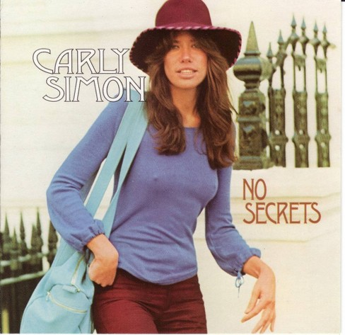 Carly simon - No secrets (Vinyl) - image 1 of 4