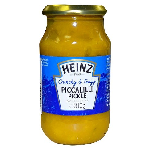 Heinz Crunchy & Tangy Piccalilli Pickle 10.9 oz - image 1 of 1