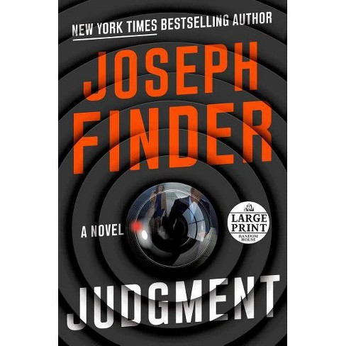 Judgment - by  Joseph Finder (Paperback) - image 1 of 1