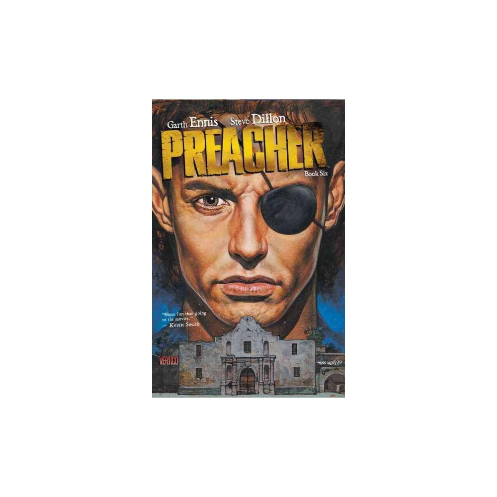 Preacher 6 (Paperback), Books