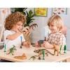 Terra – Miniature Dinosaur Toys in Bucket (60pc) – Prehistoric World - image 2 of 4